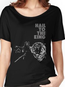 Ezekiel - Hail To The King Women's Relaxed Fit T-Shirt
