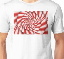 Abstract - Spirals - The power of mint Unisex T-Shirt