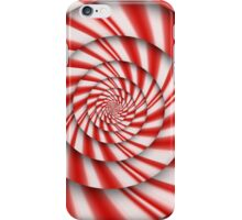 Abstract - Spirals - The power of mint iPhone Case/Skin