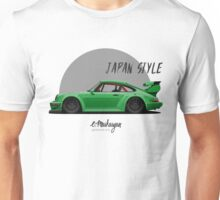 Japan Style - RWB 964 Unisex T-Shirt