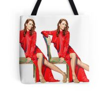 Kristen Wiig SNL Host Tote Bag