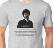 Samuel Jackson - Ezekiel Speech Variant Unisex T-Shirt