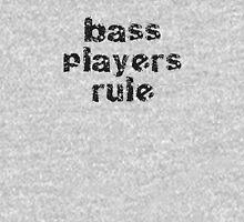 Bassists Rule - Guitar Band Tee Unisex T-Shirt