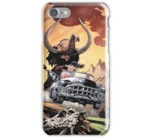 Mamut Kart iPhone Case/Skin