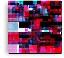 Deep Glitch n.2 Canvas Print