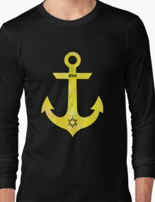 Christian Anchor Long Sleeve T-Shirt