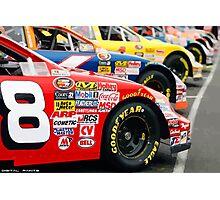 NASCAR 1 Photographic Print