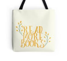 READ MORE BOOKS Tote Bag