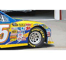 NASCAR 2 Photographic Print