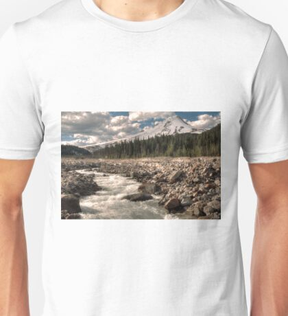 The Hood In The Distance - Another Perspective © Unisex T-Shirt