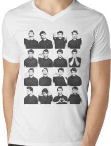 Daniel Radcliffe Mens V-Neck T-Shirt
