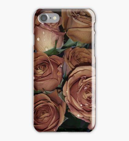 sprinkled rose iPhone Case/Skin
