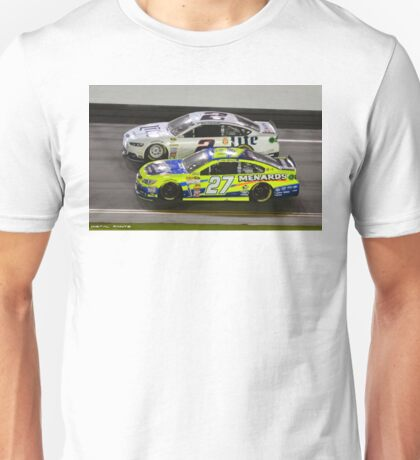 NASCAR 3 Unisex T-Shirt