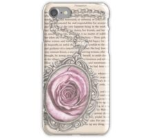 Silver & Rose iPhone Case/Skin