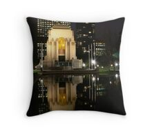 Pool of Reflection Throw Pillow