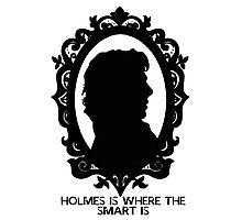BBC Sherlock Holmes Cameo Photographic Print