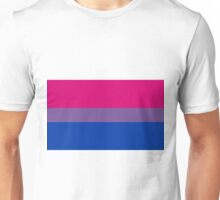 Bisexual Pride Flag Unisex T-Shirt