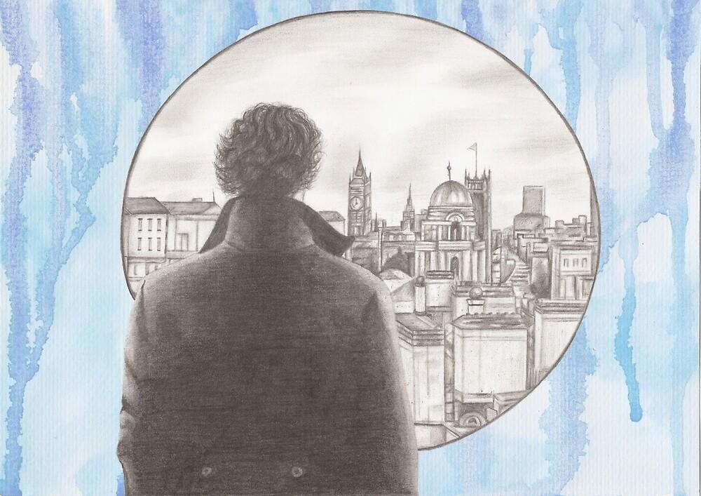 Sherlock's London by Jade Jones
