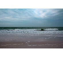 Of Surf and Sand Photographic Print