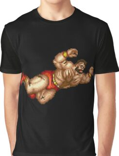 Zangief Graphic T-Shirt