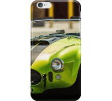 Green Cobra iPhone Case/Skin