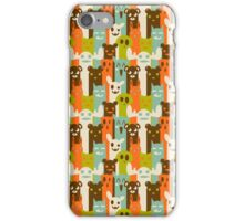 AnimalZ - Crazy Animals! iPhone Case/Skin
