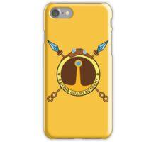 Banana Guard Academy iPhone Case/Skin