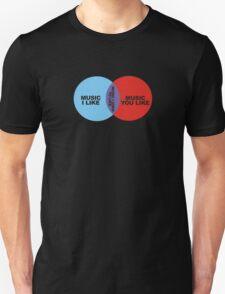 Music I Used To Like Unisex T-Shirt