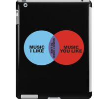 Music I Used To Like iPad Case/Skin