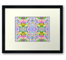 Inter-dimensional Party Framed Print