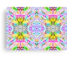 Inter-dimensional Party Canvas Print