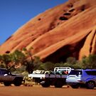 Parking at Uluru by myraj
