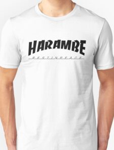 Harambe Thrasher 2016 Unisex T-Shirt