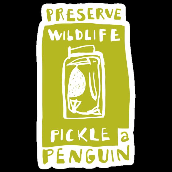 Pickle a Penguin by clootie