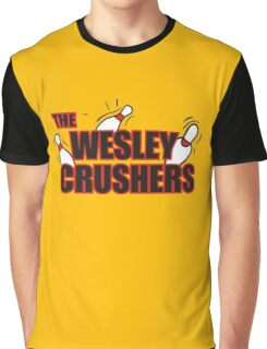 Wesley Crushers Graphic T-Shirt