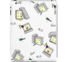 Lan Party! Computer Gaming Network Party iPad Case/Skin
