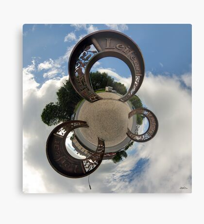 Lifford Coins, County Donegal Metal Print