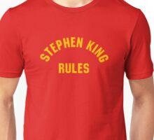 Stephen King Rules Unisex T-Shirt