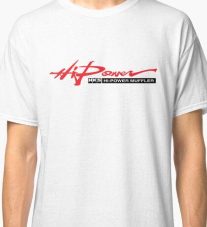 HKS Power Muffler Classic T-Shirt