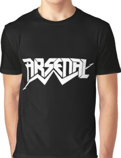 Arsenal Band Graphic T-Shirt