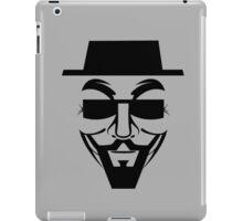 W of Walter White iPad Case/Skin
