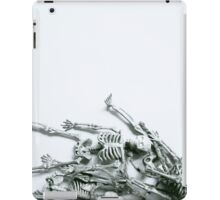 skeletons iPad Case/Skin