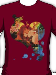 Can you feel the love tonight ? T-Shirt