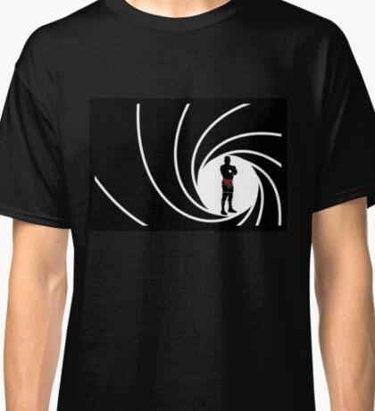 Dean Malenko James Bond Wrestling 007 Classic T-Shirt