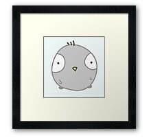 Freddie the Penguin Framed Print