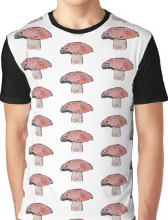 Toadstool #2 Graphic T-Shirt