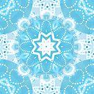 Morning Mandala by Rachel Bachman
