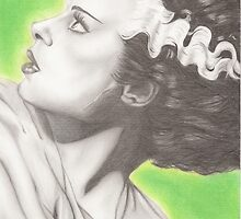 The Bride of Frankenstein by Jade Jones