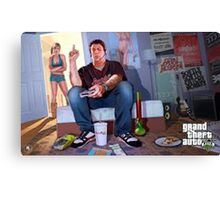 Gta v jimmy Wallpapers Canvas Print