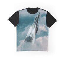 Tomcat Rocket Graphic T-Shirt